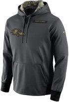 Nike Men's Baltimore Ravens Salute to Service Hoodie