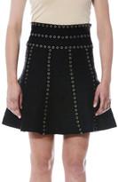 Thurley Nightfall Tweed Skirt