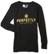 Rebel Yell Girls 7-16) Perfectly Imperfect Tee