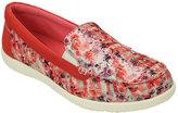 Crocs Women's Walu II Striped Floral Loafer