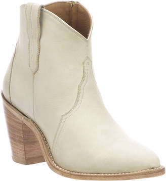 Lucchese Gigi Western Leather Booties