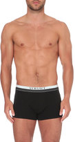 Versace Titan Low-rise Pack Of Three Stretch-cotton Briefs