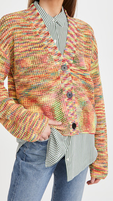 Scotch & Soda Spacedye Chunky Cardigan