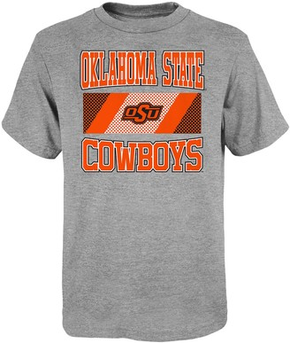 "NCAA Unbranded Boy's 4-20 Oklahoma State Cowboys ""College Team Pride"" Short Sleeve Tee"