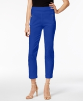 INC International Concepts Petite Cropped Skinny Pants, Created for Macy's