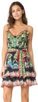 Camilla Toucan Play Mini Dress