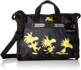 Le Sport Sac 3273 G063 Petite Weekender Crossbody Bag