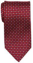 Pierre Cardin Silk Daisy Tie
