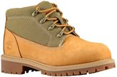 Timberland Youths 6-Inch Campsite Leather Boots 6.5 US