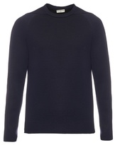 Balenciaga Double-faced Jersey Sweatshirt