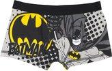 Cartoon Character Products Batman Bat-Signal Boys Boxer Shorts - Ages 4-10 Years