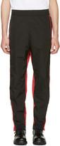 Ambush Black and Red Track Pants