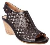 PIKOLINOS Capri Leather Wedge Sandal.
