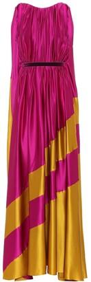 Roksanda Maluka silk gown