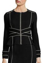 Nanette Lepore Signorina Long Sleeve Jacket