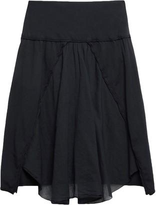 European Culture Knee length skirts