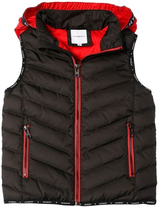 Givenchy Nylon Puffer Vest