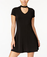 Material Girl Juniors' Choker Dress, Only at Macy's