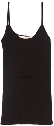 Plays Well With Others Life Saver Tank in Pure Black
