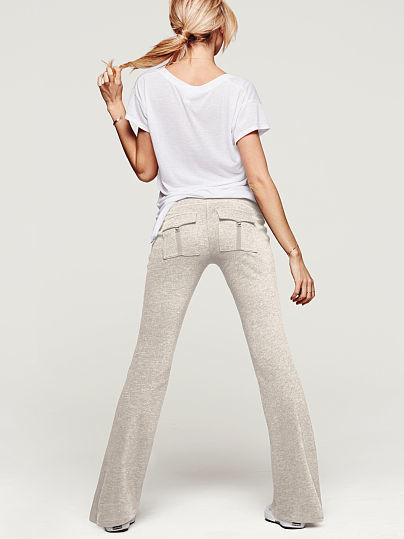 Victoria's Secret Fleece Classic Cheeky Pant
