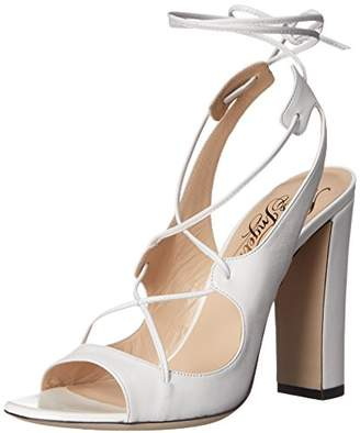 Alejandro Ingelmo Women's 4005 Gladiator Sandal 38 EU/7 W US