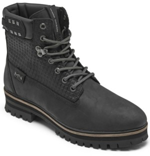Skechers Mark Nason Los Angeles Women's Lumber Jill - Mulberry Lace Up Boots from Finish Line
