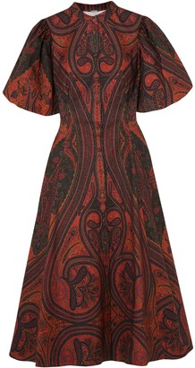 Adam Lippes 3/4 length dresses