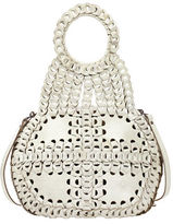 Patricia Nash Leather Chainlink Pisticci Shoulder Bag