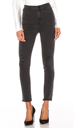 J Brand Leenah High Rise Ankle Skinny. - size 24 (also