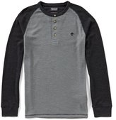 Timberland Dyer River Long-Sleeve Waffle Henley