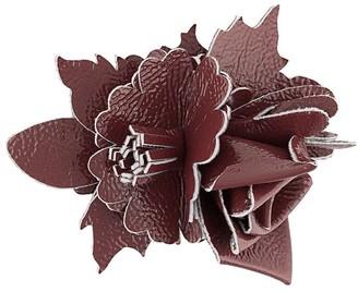 Philosophy di Lorenzo Serafini Flower Applique Brooch
