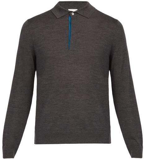 de461e3e Mens Long Sleeve Knitted Polo Shirts - ShopStyle Australia