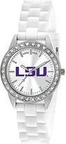 "Game Time Women's COL-FRO-LSU ""Frost"" Watch - Louisiana State"