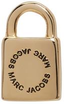 Marc Jacobs Gold Single Lock Earring