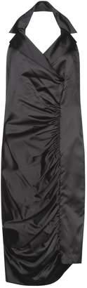 Les Hommes 3/4 length dresses