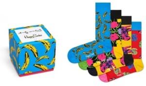 Happy Socks Andy Warhol Gift Box