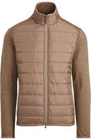 Ralph Lauren Stretch Wool Hybrid Jacket