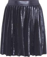 Benetton Girls Foil Print Pleated Skirt