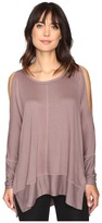 Culture Phit Andreea Top with Side Slits Women's Clothing