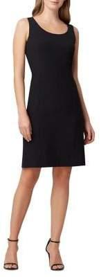 Tahari Arthur S. Levine Sleeveless Sheath Dress