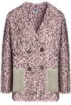 M Missoni Metallic Bouclé-Knit Jacket