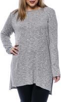 Tom Tailor Women's Trendy Tunic Sweater