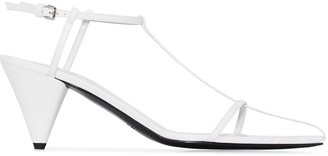 Jil Sander Caged 65mm Sandals