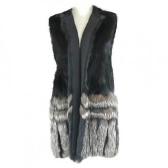 Giambattista Valli Multicolour Faux fur Jacket for Women