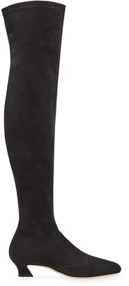 Fendi FFreedom thigh-high boots