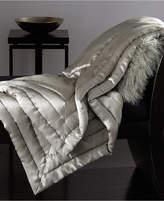 Donna Karan Silk Quilted Throw Bedding