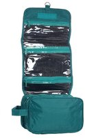 Hanging Toiletry Cosmetics Travel Bag, Teal by BAGS FOR LESSTM
