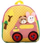 Kylin Express Cute Cartoon Backpack Bag Shoulder Bag/Cross Body Bag,1-3 Years Old