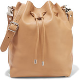 Proenza Schouler Large textured-leather bucket bag