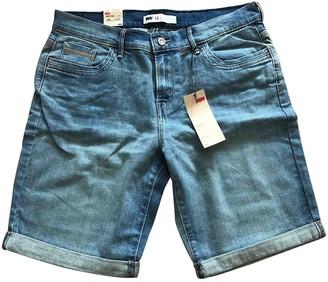 Levi's Cotton - elasthane Shorts for Women